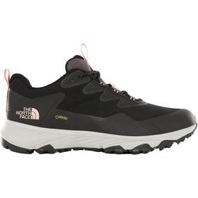 The North Face Ultra Fastpack III GTX Shoes Dam tnf black/pink salt